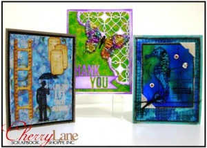 Alcohol Ink Cards web
