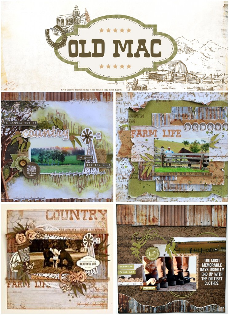 KaiserCraft Old Mac