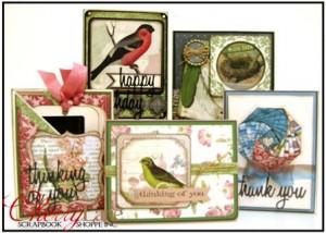 Spring Garden Cards