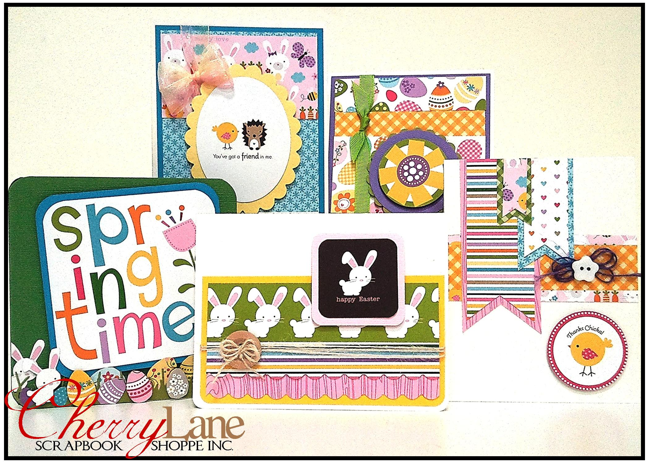Easter Make it Quick Card Kit