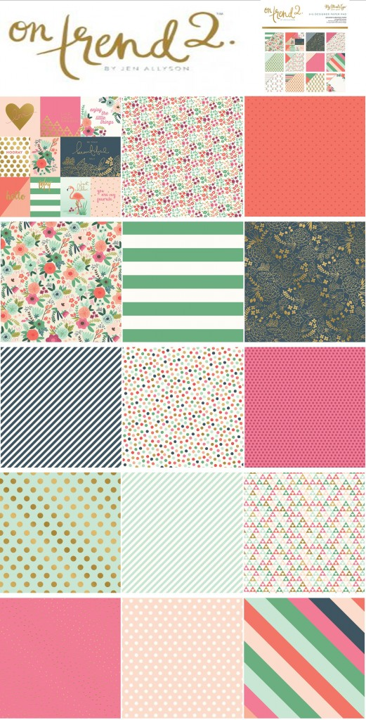 MME On Trend 2 collection papers