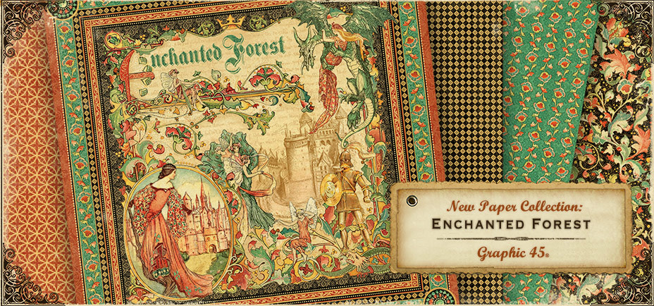 G45 Enchanted Forest banner