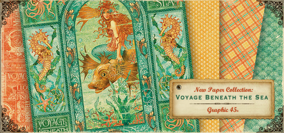 G45 Voyage Beneath the Sea banner