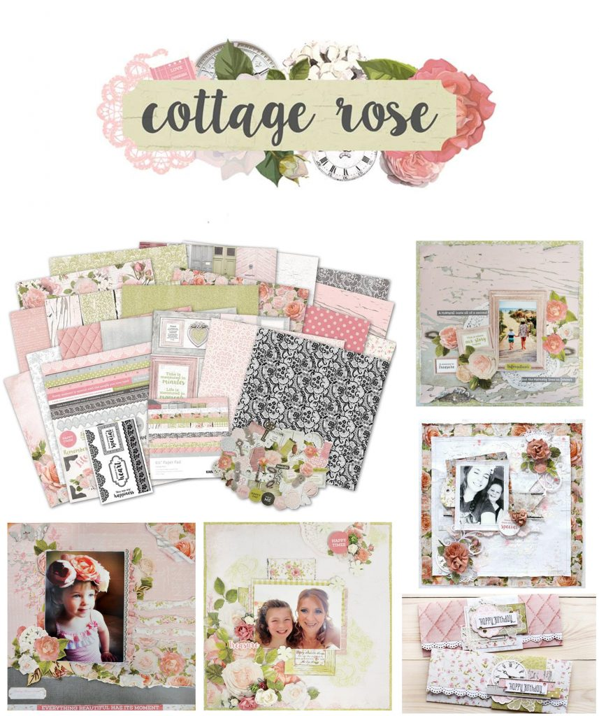 Cottage Rose group
