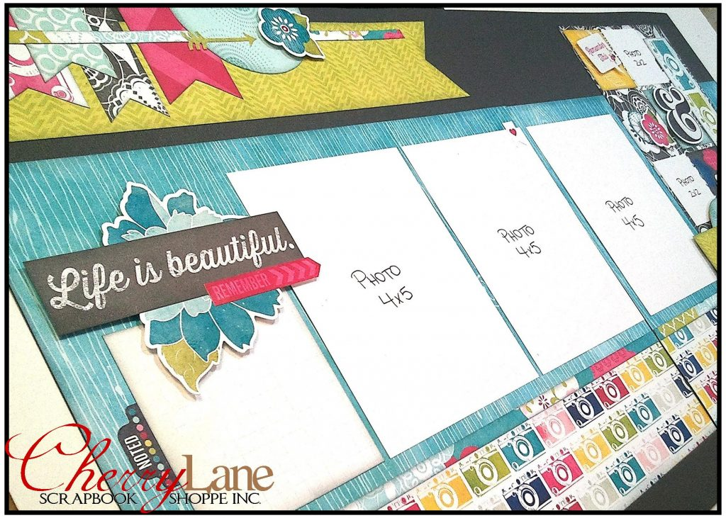 Echo Park Here & Now Layout Kit sneak peek