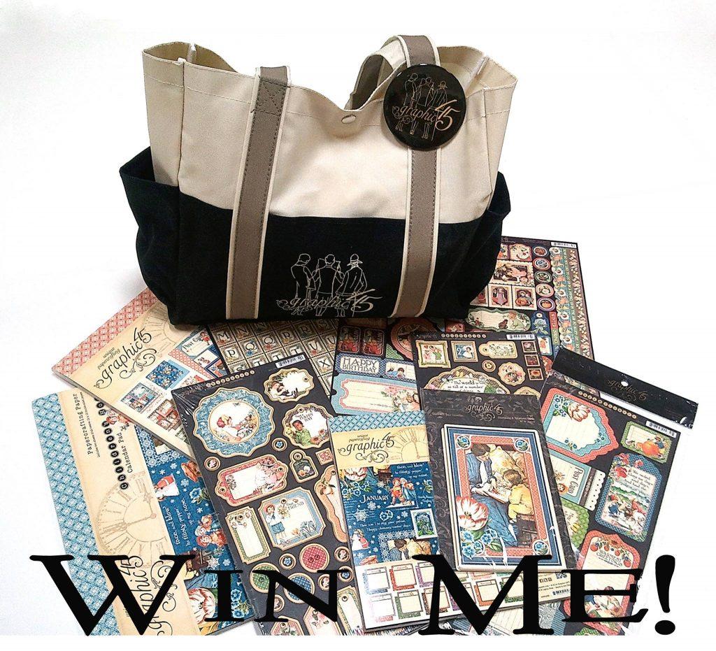 G45 Prize draw