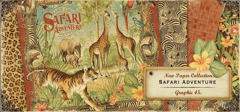 Graphic 45 Safari Adventure