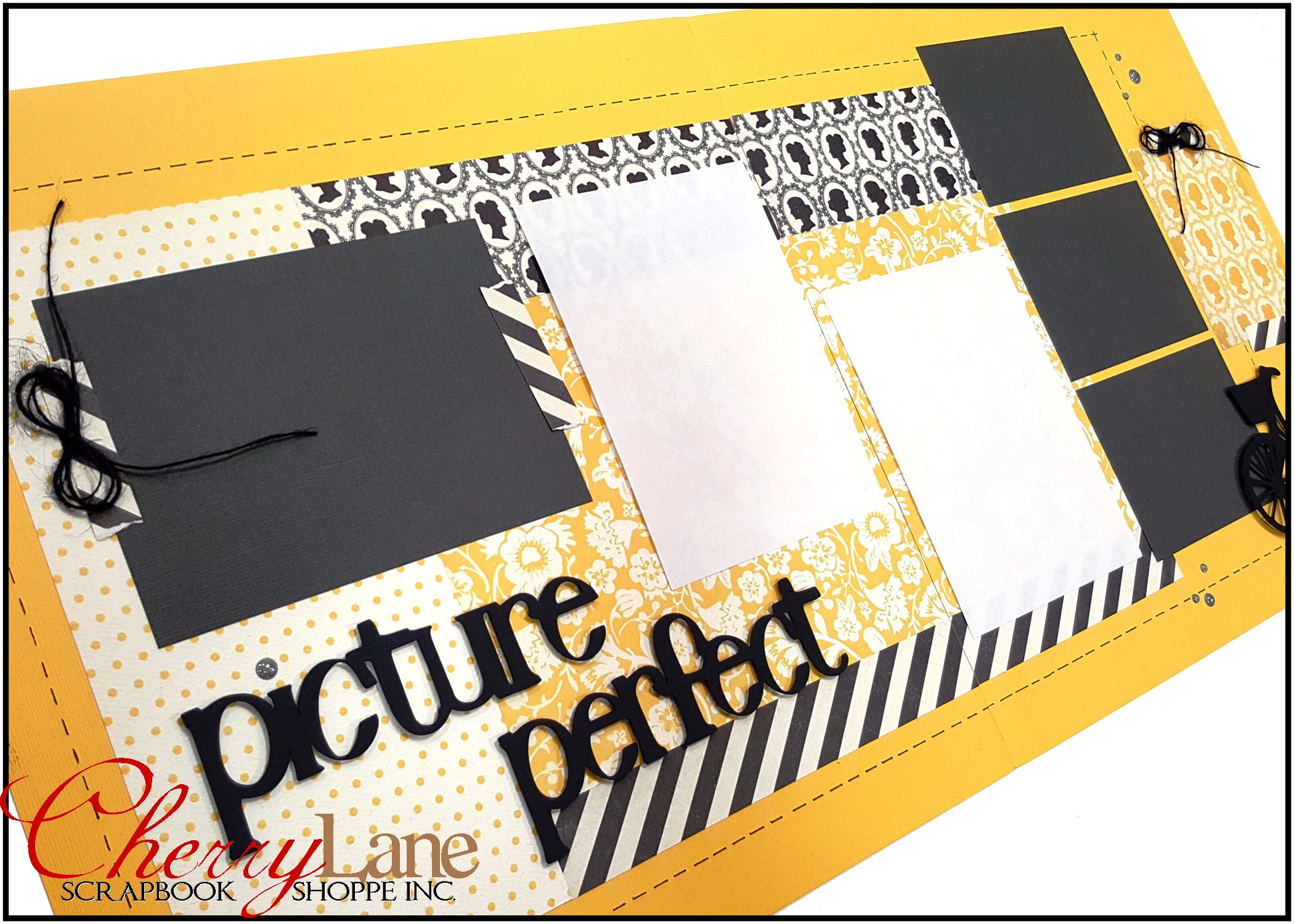 Cherry Lane Catch Up Kit 04-2017 Picture Perfect sneak peek