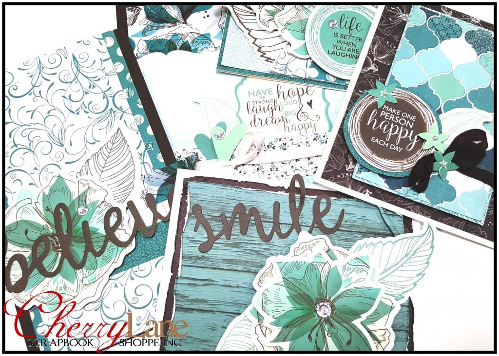 Sea Breeze Cards