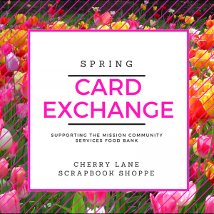Spring Card Exchange