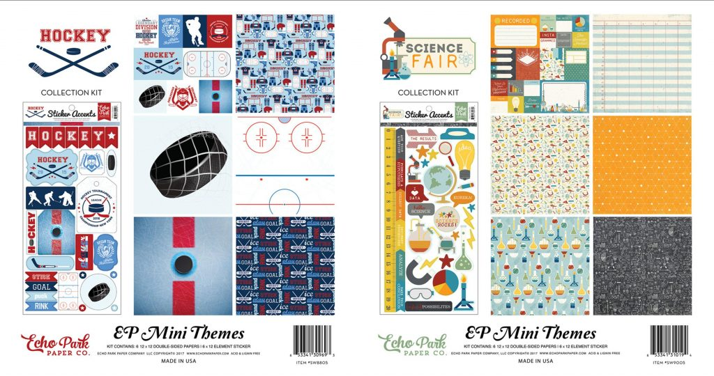 EP Hockey & Science Fair kits
