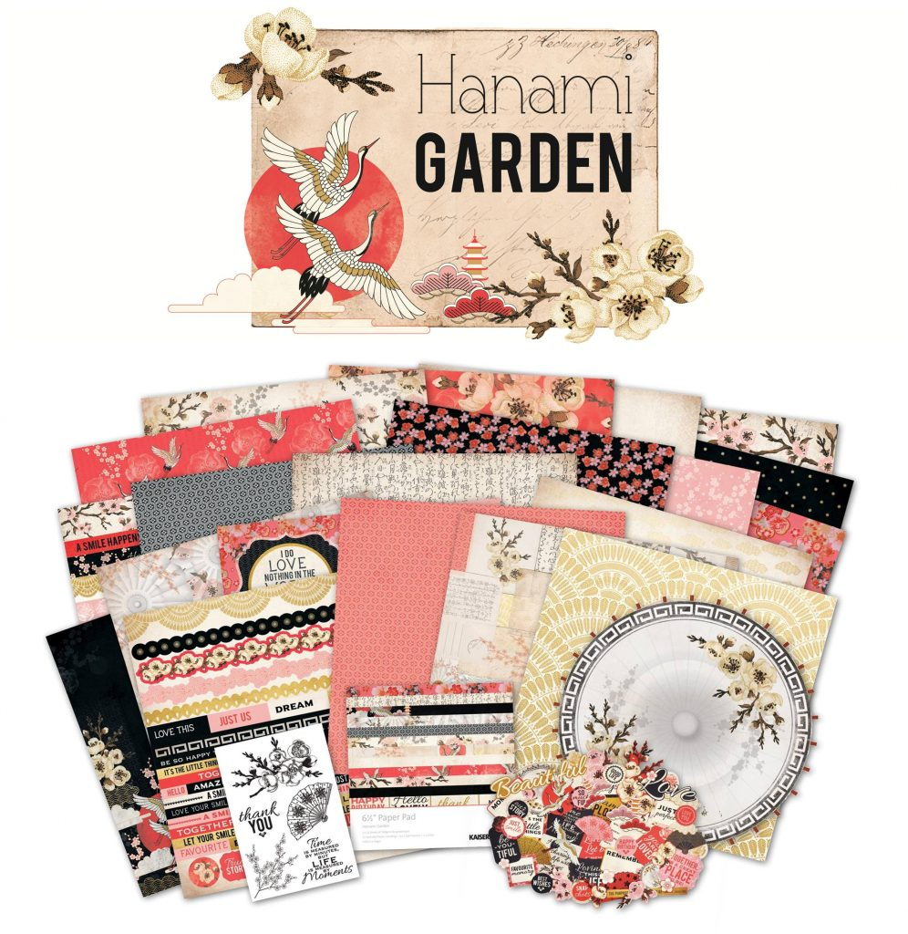 KC Hanami Garden collage 2