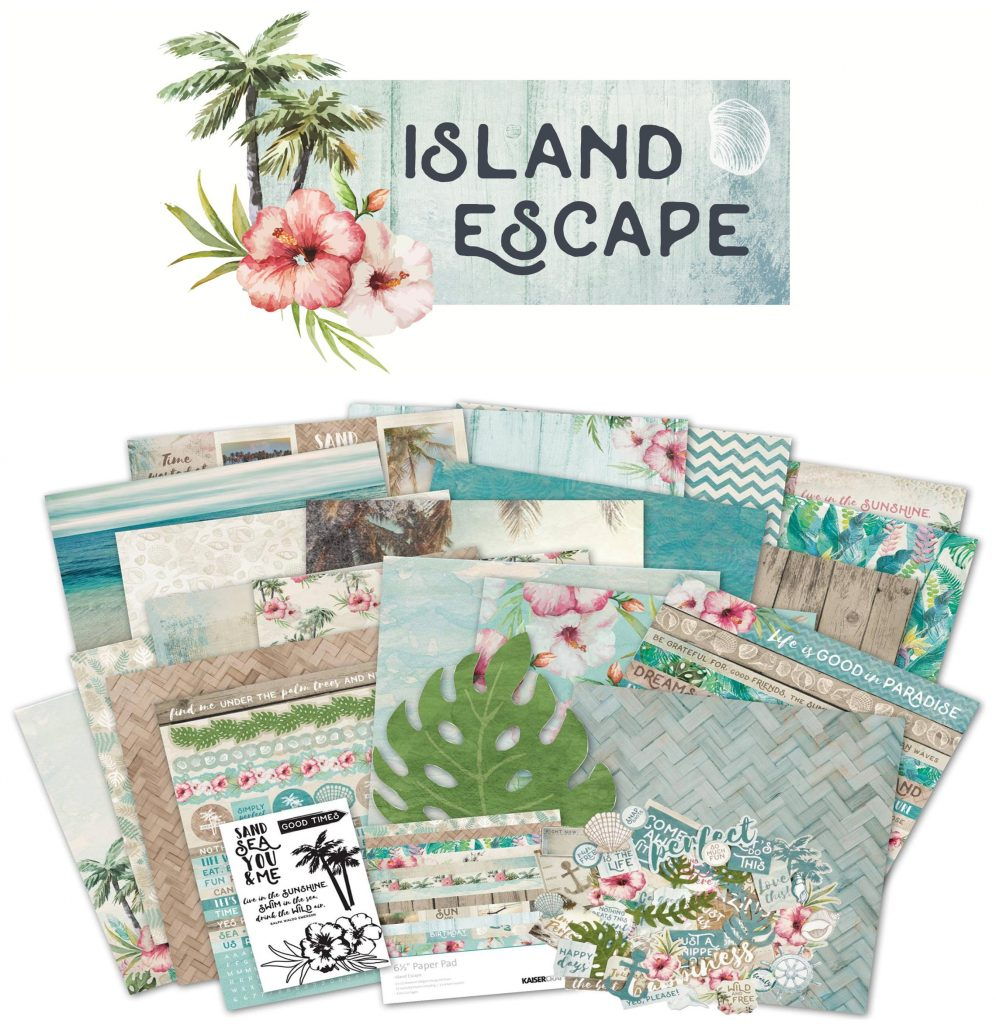KC Island Escape collage 2