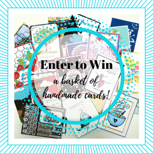 Spring Card Exchange - Win the Basket a