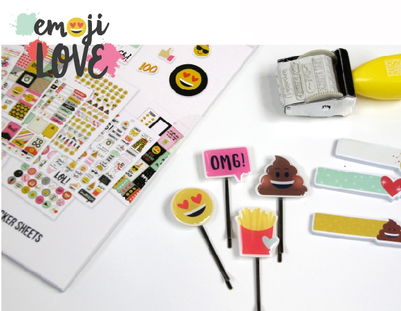 SS Emoji Love banner