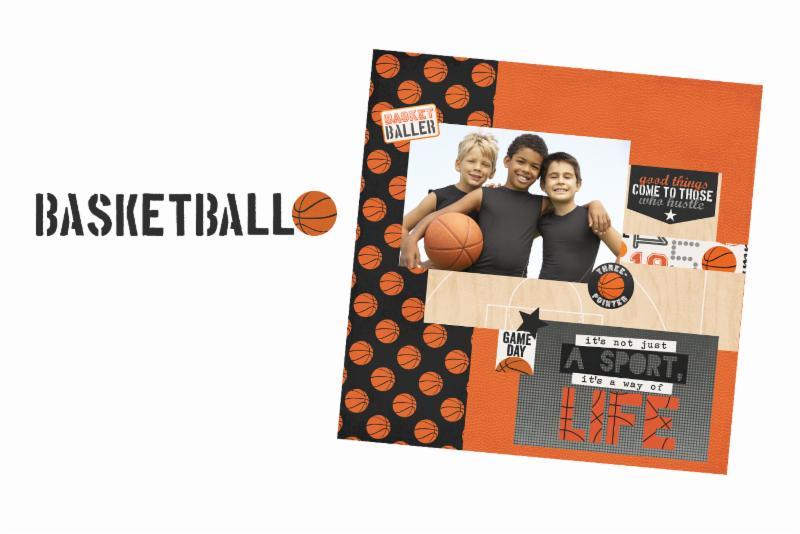 SS Simple Set Basketball