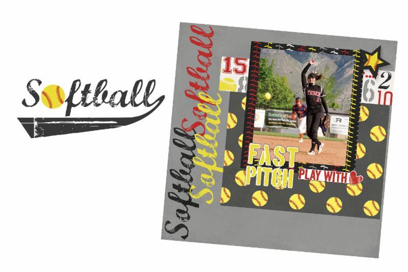 SS Simple Set Softball