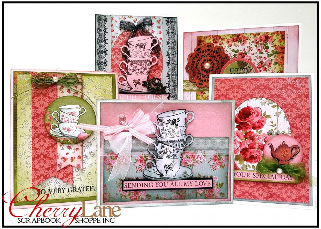 High Tea Cards