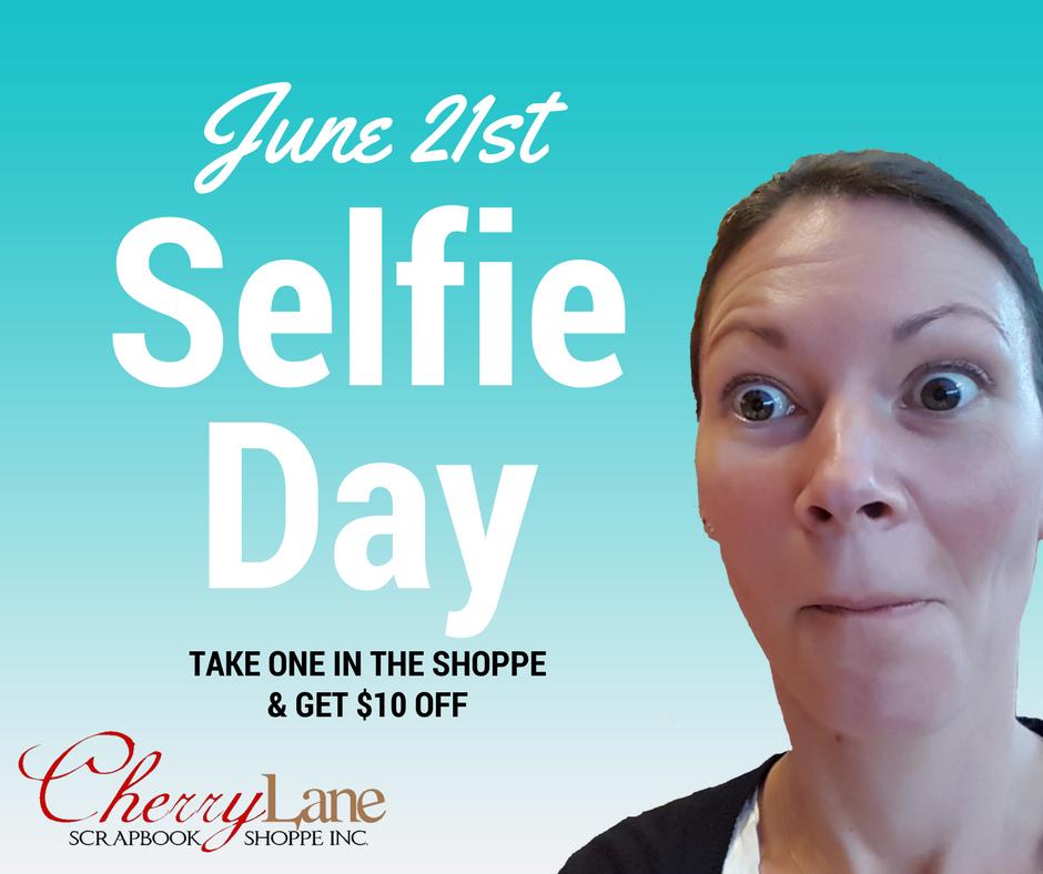 Selfie Day-1