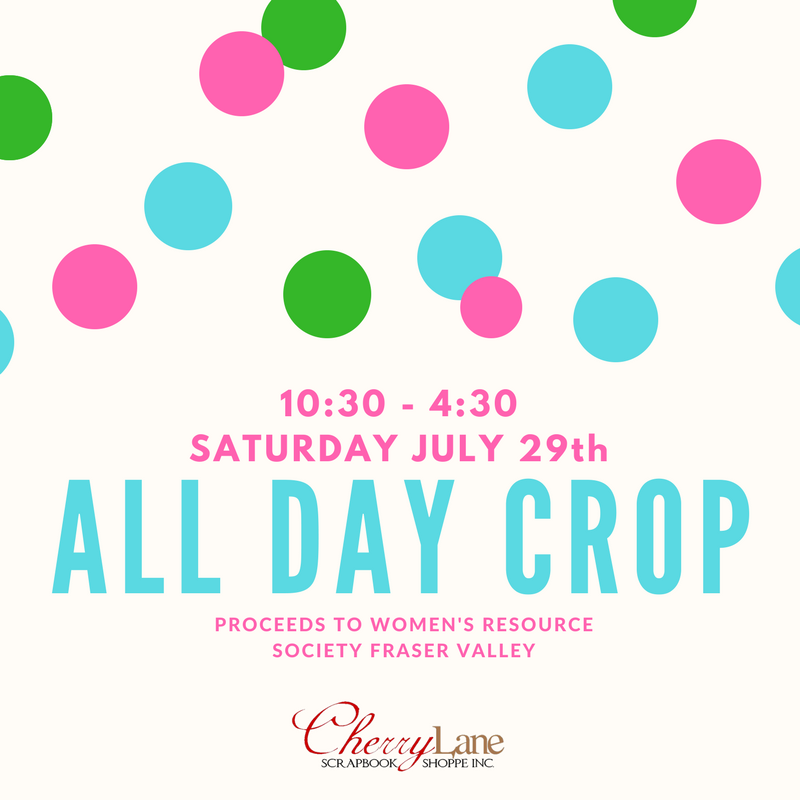 All Day Crop Sat July 29
