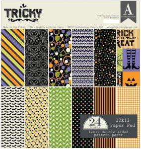 AU Tricky paper pad