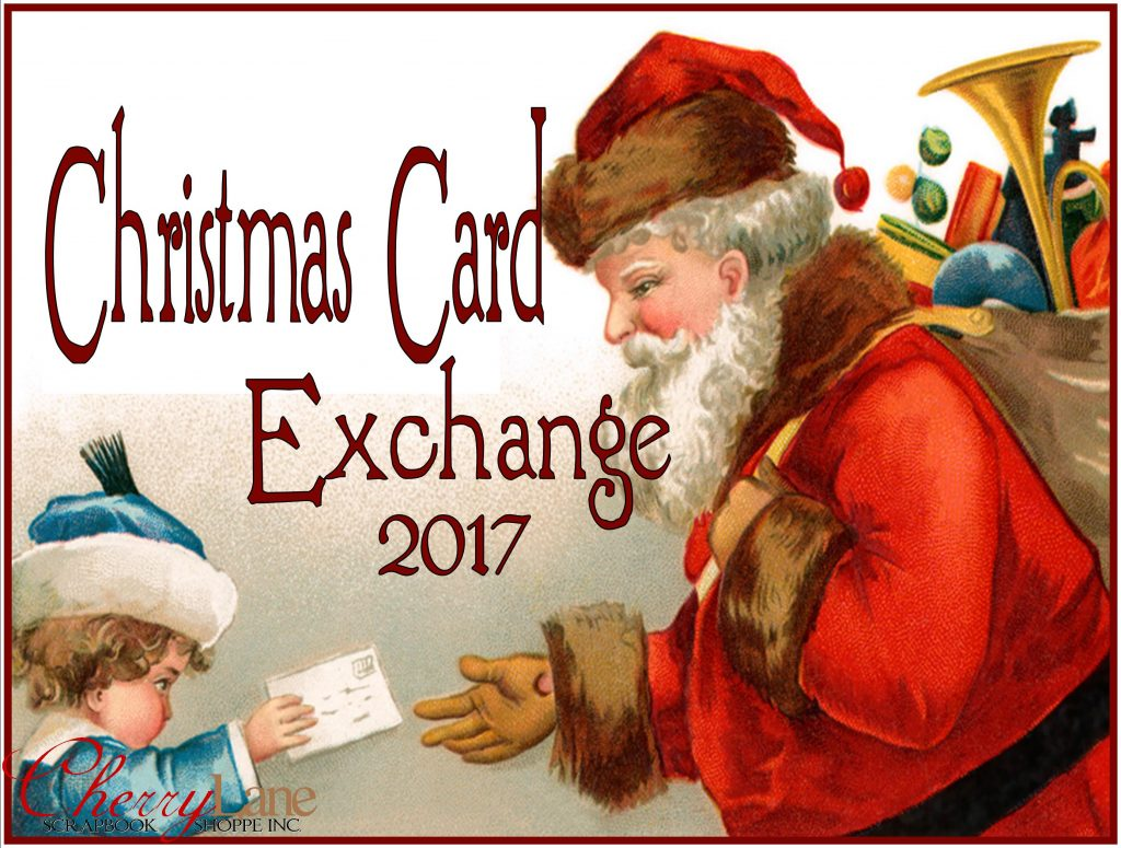 Christmas Card Exchange 2017