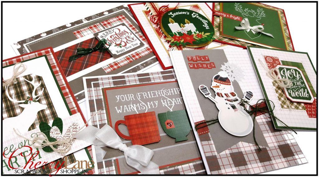 Mad 4 Plaid Christmas Cards