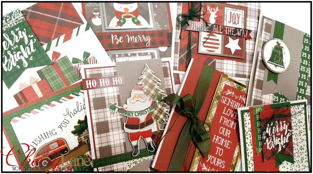 Mad 4 Plaid Christmas Cards 2