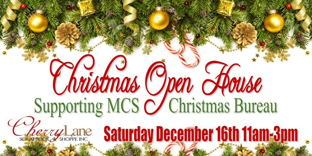 Christmas Open House 2017