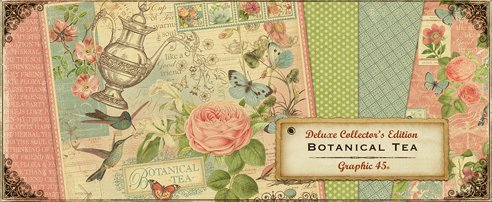 G45 Botanical Tea DCE banner