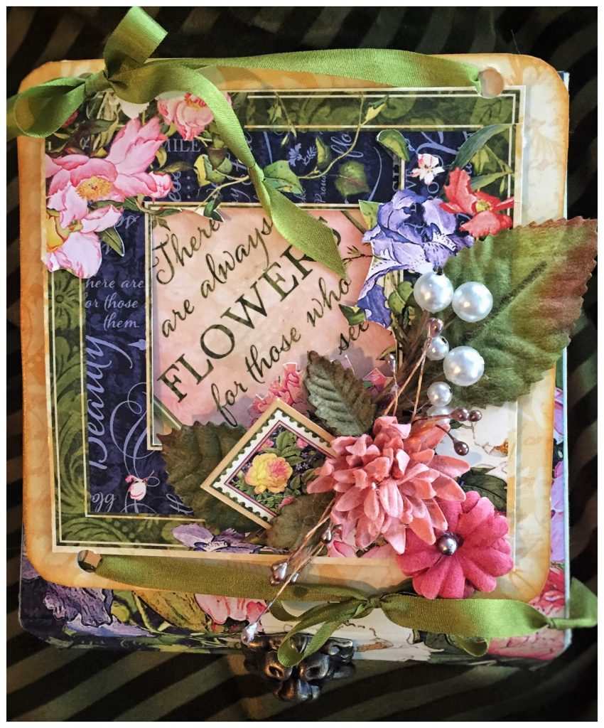 G45 Floral Shoppe sneak peek card