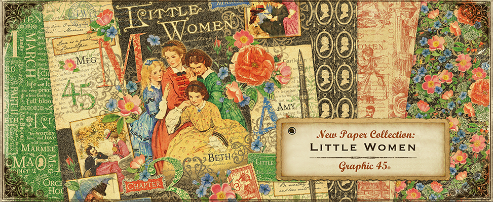G45 Little Women banner