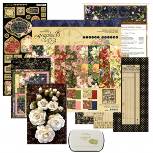 G45 Floral Shoppe product kit