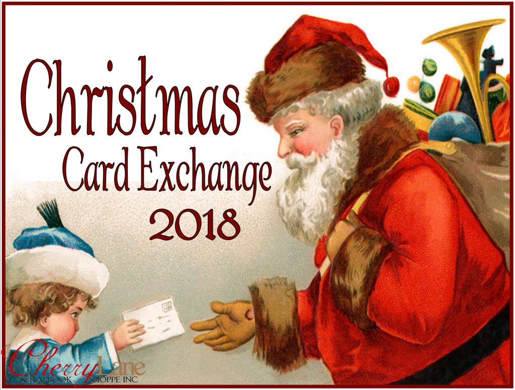 Christmas Card Exchange 2018