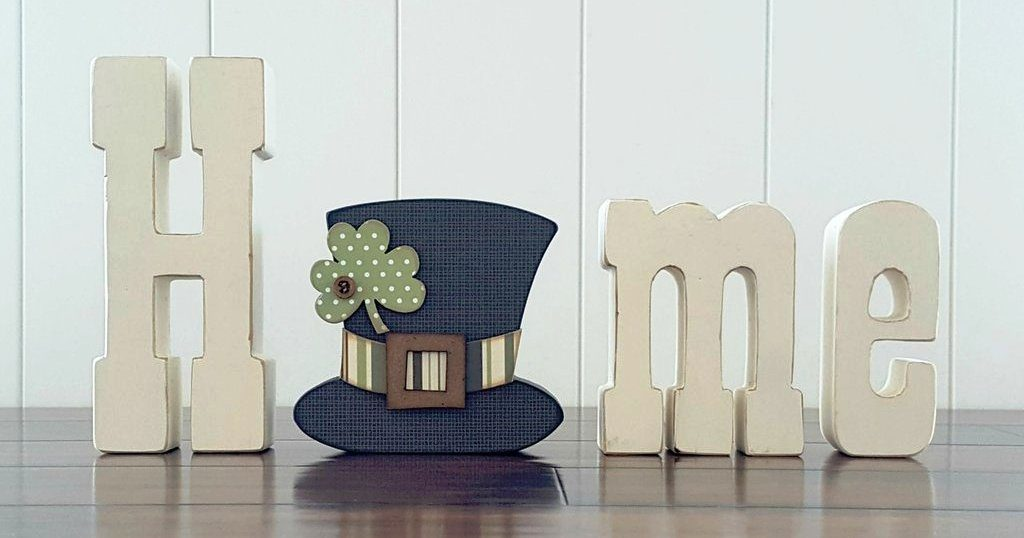 03 March Leprechaun Hat home