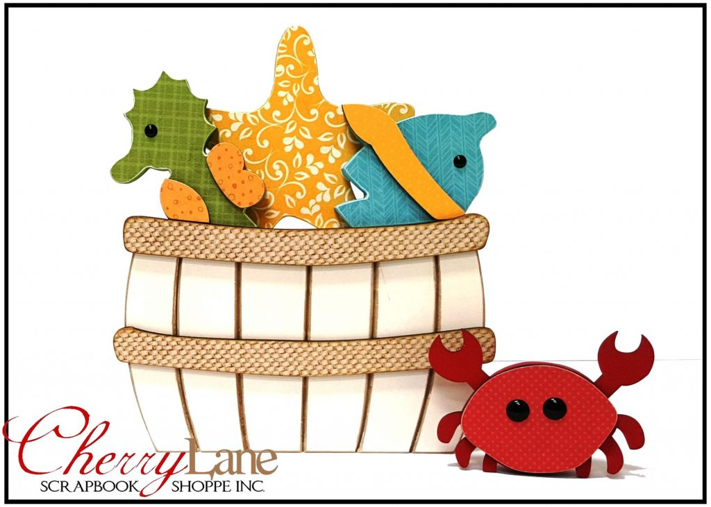 07 July Sea Creatures kit photo