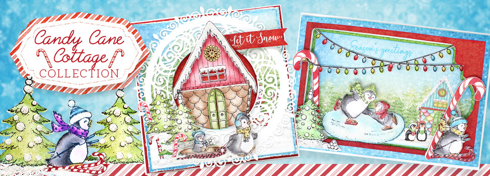 HFC Candy Cane Cottage banner