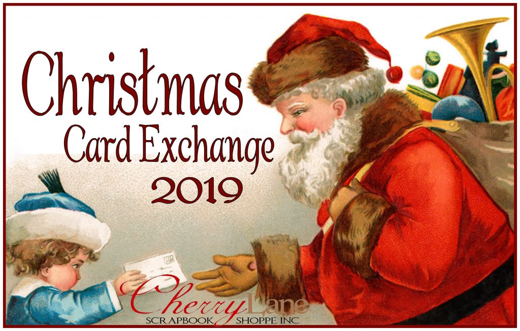 Christmas Card Exchange 2019 long