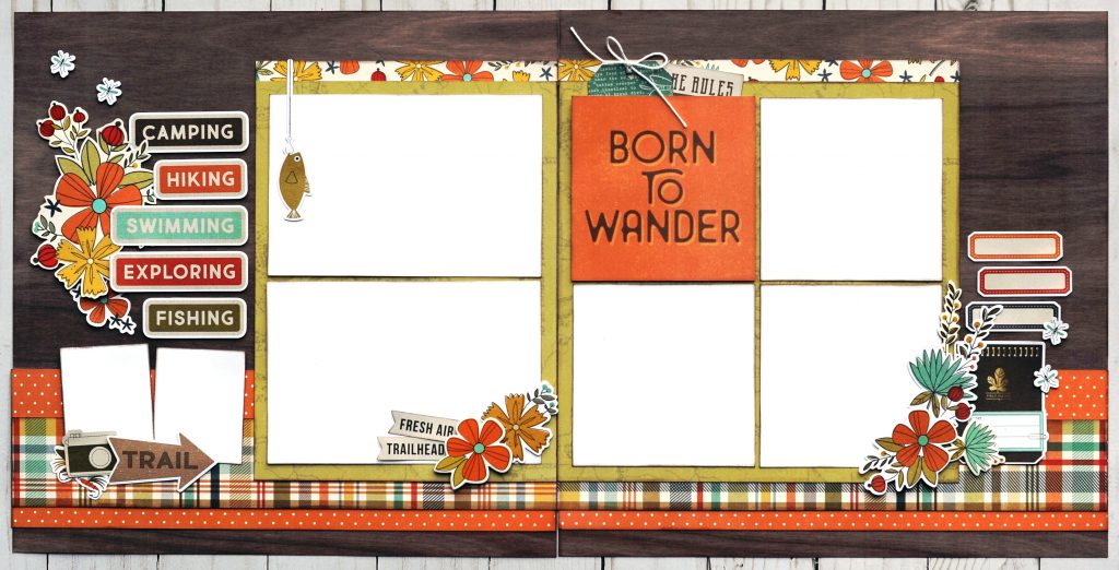 Happy Trails Born to Wander Layout 1