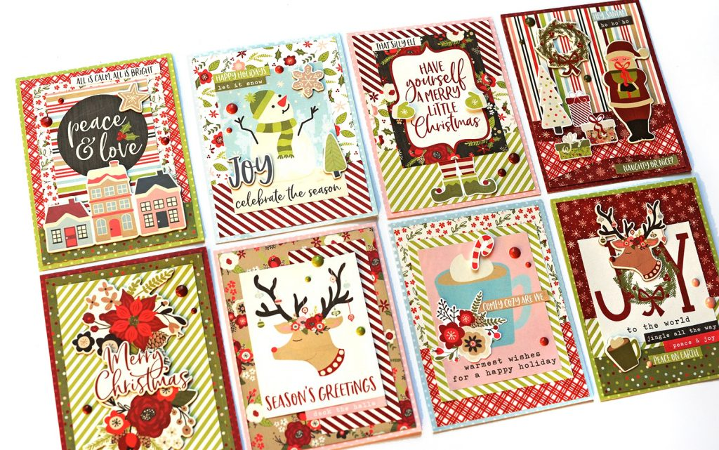 SSI Holly Jolly Card Stack