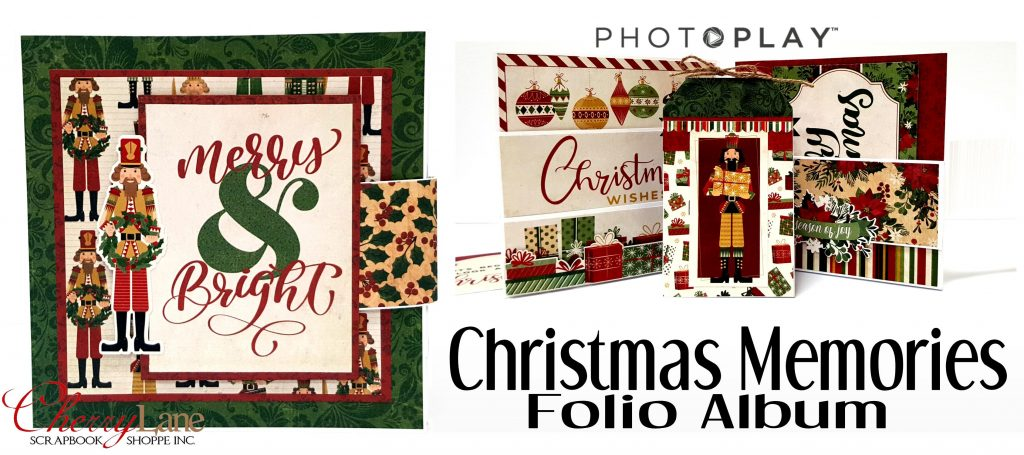 Christmas Memories Folio Album