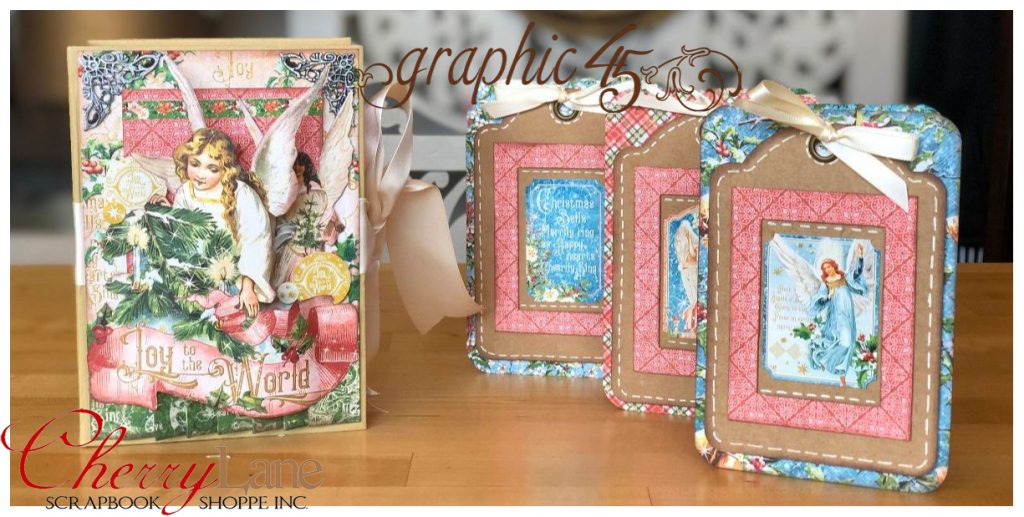 G45 Joy to the World Altered Angelic Box