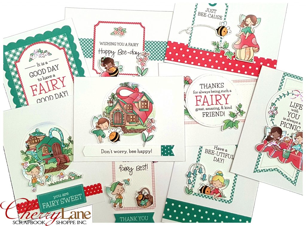 Fairy Fun Cards