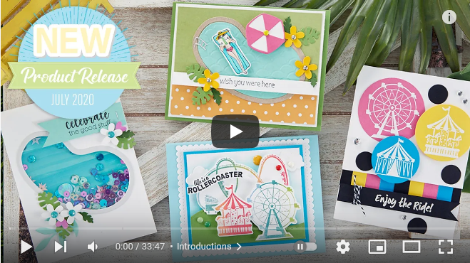 The Happy Place Project Kit Tutorial video screen shot