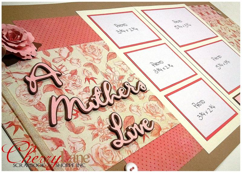 Cherry Lane Catch Up Kit February 2016 - A Mother's Love