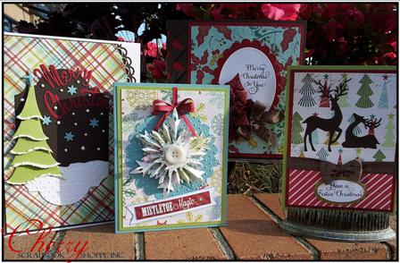 Christmas Card Jumpstart June