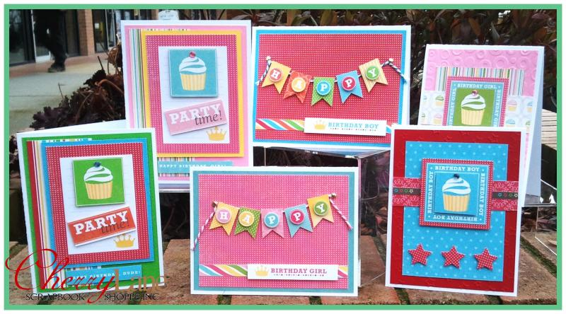 Boys & Girls Birthday Cards