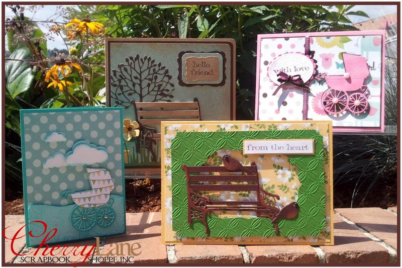 Buggy & Bench Cards