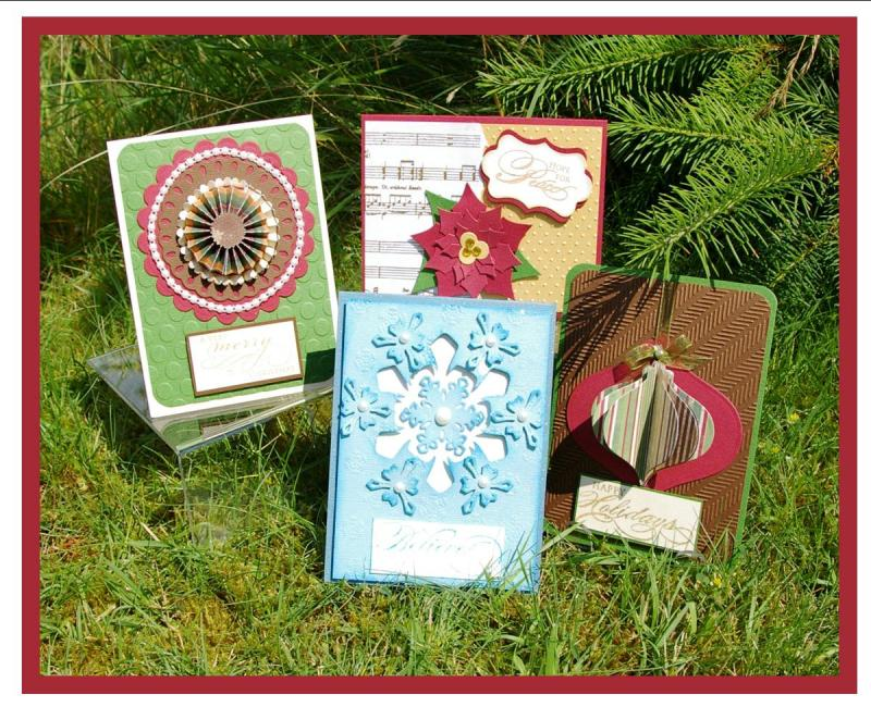 Christmas Card Jumpstart - August