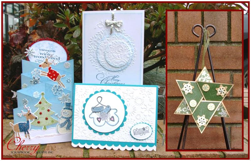 Christmas Card Jumpstart - December